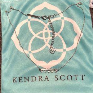Kendra Scott Anissa bar necklace 😭💖